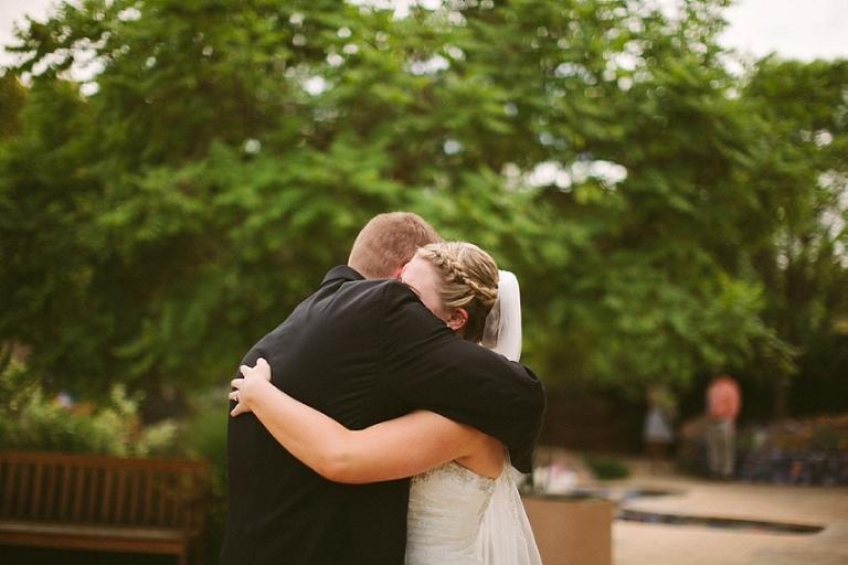 Glynn + Kyle :: a botanical gardens wedding :: albuquerque, nm