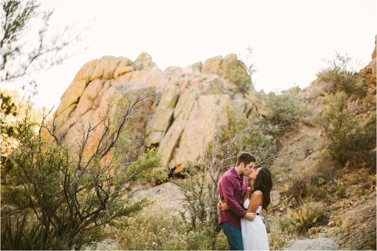 Albuquerque outdoor engagement session_0290