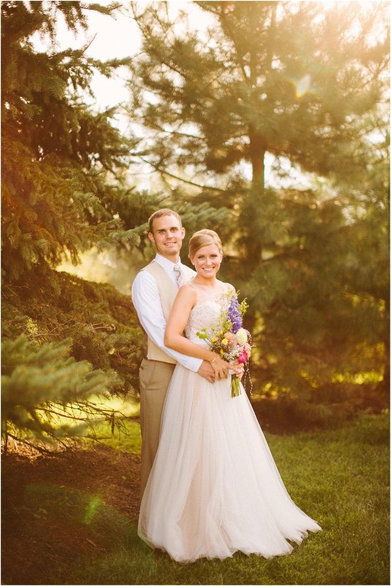 Mustard Seed Gardens Wedding | Emotional Wedding in Indiana