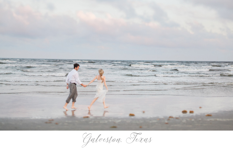Galveston Destination Wedding