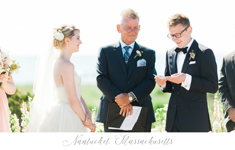 Nantucket Destination Wedding