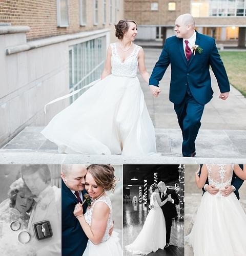 Factory 12 Event Loft Wedding | Indiana Wedding Photographer