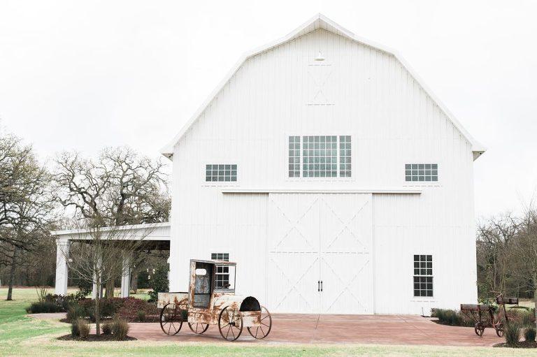 The White Sparrow Wedding Barn