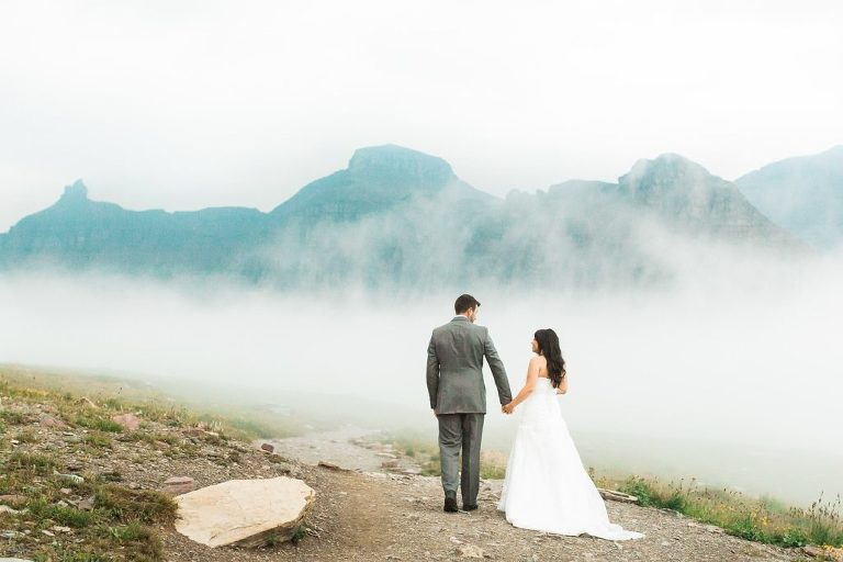 Nature Inspired Wedding Photos
