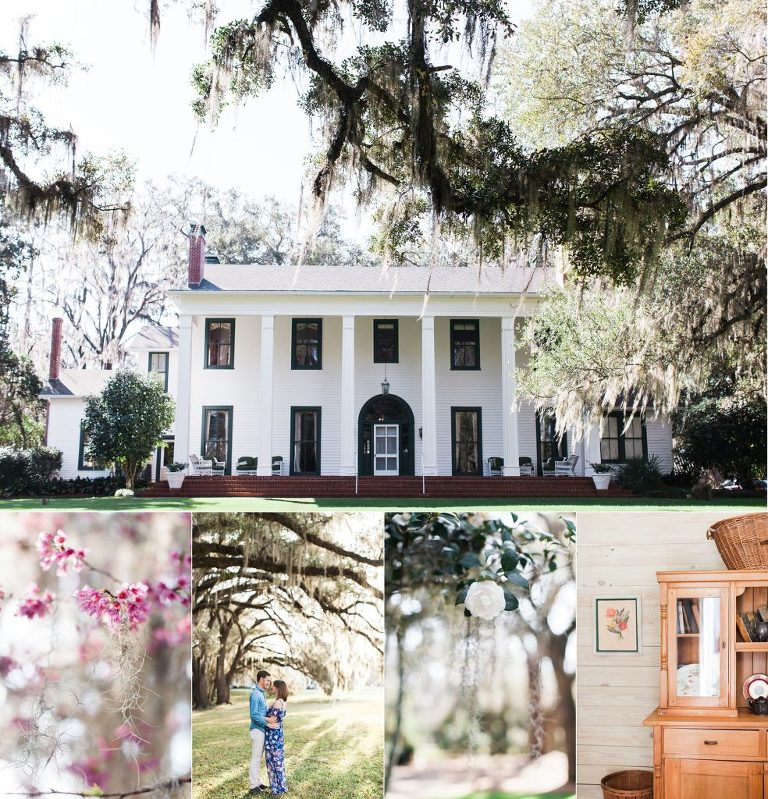 Southwood House and Cottages | wedding venue interview | where to have your destination wedding in Florida