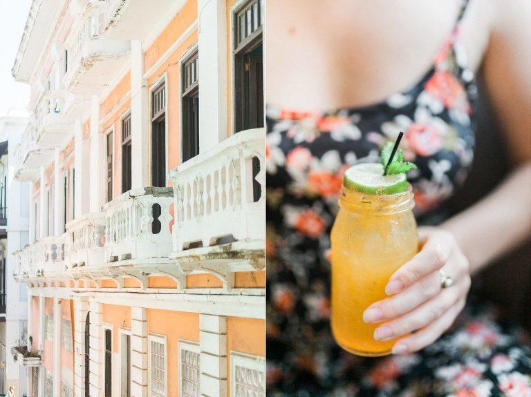 Old San Juan drinks