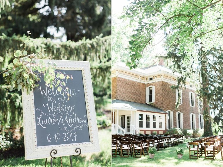 Lindley Farmstead at Chatham Hills Wedding | Lauren + Andrew