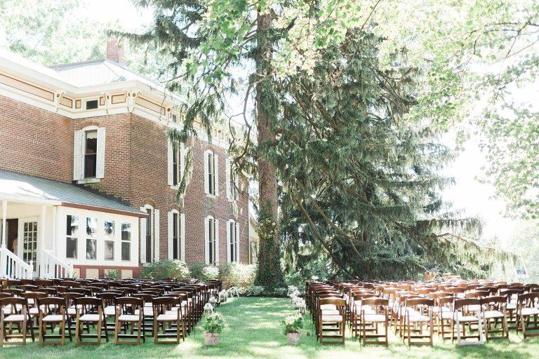 Lindley Farmstead at Chatham Hills Wedding