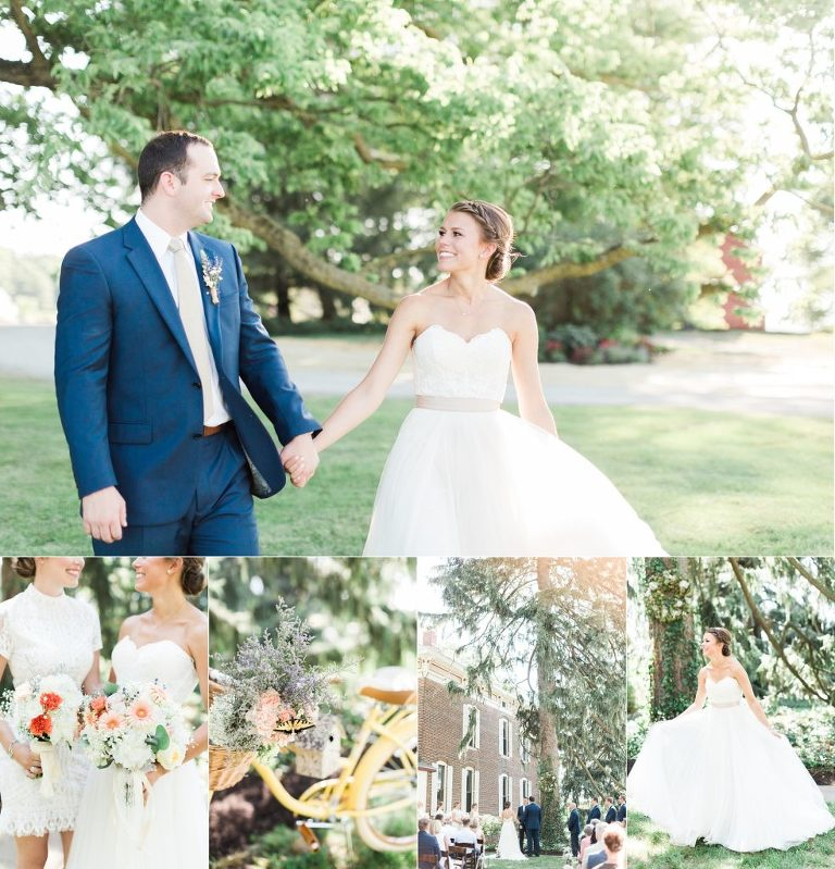 Historic Lindley Farmstead at Chatham Hills | Indianapolis Wedding Photographer