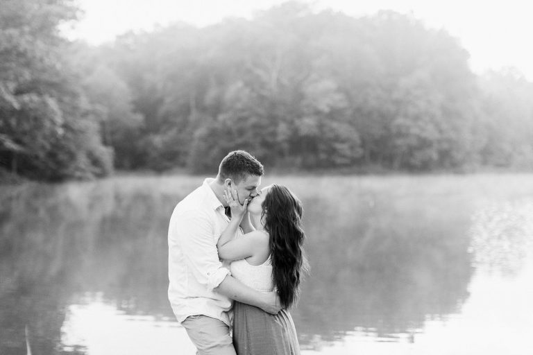 Brown County State Park Engagement Session