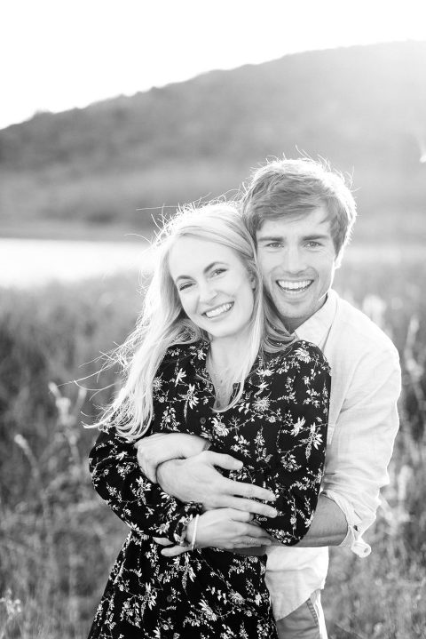 Nicasio Reservoir Couples Session
