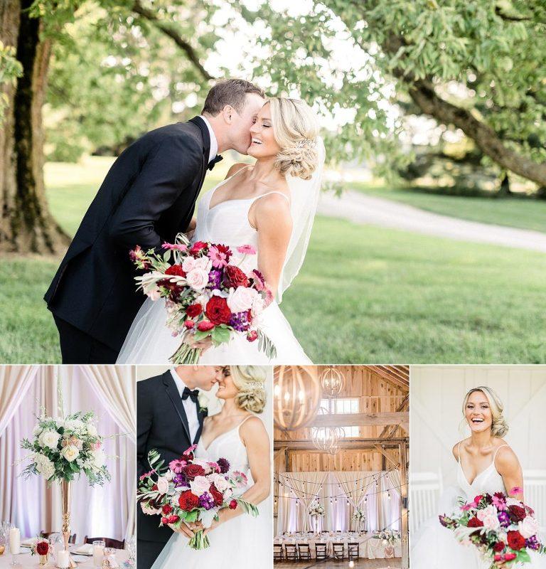 Lindley Farmstead Wedding