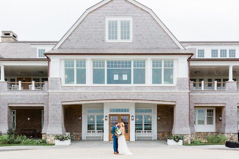 A Woods Hole Golf Club Wedding | Caroline + Tucker | Cape ...