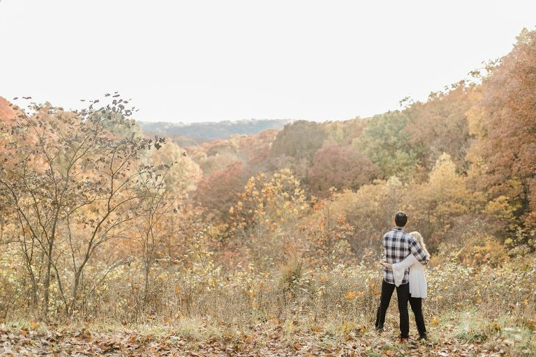 Brown County State Park Elopement